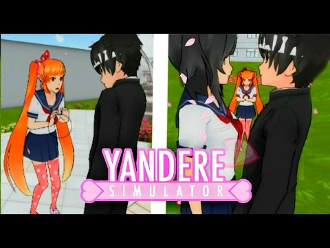 SENPAI REJECTS OSANA AND CONFESSES TO YANDERE!   Yandere Simulator Roleplay