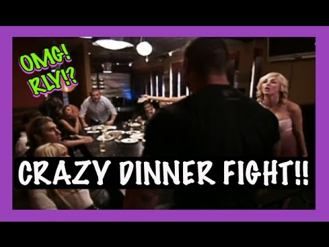 Crazy Dinner Fight | Ton Of Cash | OMG!RLY!?