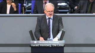 Harald Weinberg, DIE LINKE: Gute Pflege braucht bessere Finanzierung