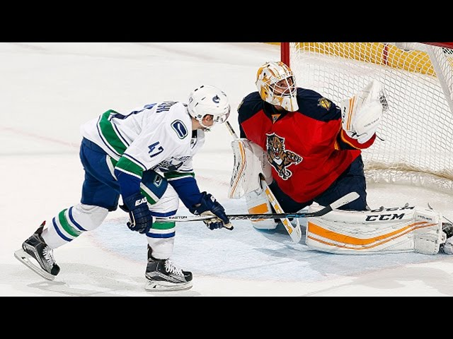 Shootout: Canucks vs Panthers