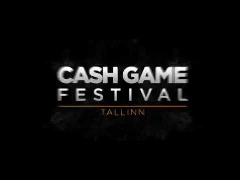 Cash Game Festival 2016 Tallinn Trailer