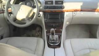 Mercedes-Benz E-Class W211(Автохаус «Autoplaneta» рассказывает про Mercedes-Benz E-Class W211 2004 года, который находится у нас на площадке. Внешне автом..., 2011-12-27T09:49:18.000Z)
