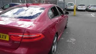 Jaguar XE Saloon (2017) 2.0 D 180 R Sport Auto U500