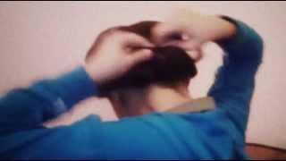 Прическа для коротких волос в греческом стиле легкий спосб