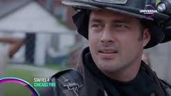 Chicago Fire Staffel 4 - Offizieller Trailer