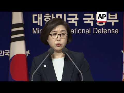 South and North Korea resume contact via military hotline