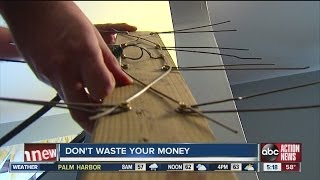 Don't Waste Your Money: Make your own TV antenna