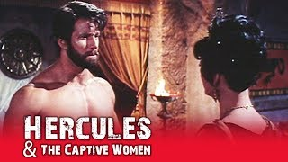 Hercules And The Captive Women (1966) | Eng Subs | Action Drama Film | Reg Park, Fay Spain