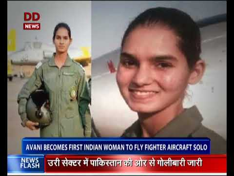 Avani becomes first Indian woman to fly fighter aircraft MiG-21 bison solo
