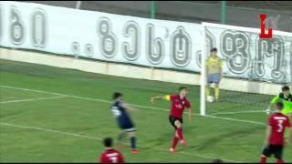 Samtredia 2 - 1 Qabala (07.07.2016 // by LTV)(UEFA Europa League (1st Qualifying round): (1-5) Samtredia (Georgia) 2-1 QƏBƏLƏ (AZƏRBAYCAN) სკ სამტრედია 2-1 გაბალას GOALS: Budu Zivzivadze 14' ..., 2016-07-07T17:37:17.000Z)