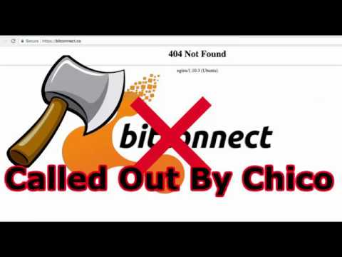 F**K Bitconnect $BCC | Called Out This Scam To Their Faces | Screw Treyvon, Craig, CryptoNick