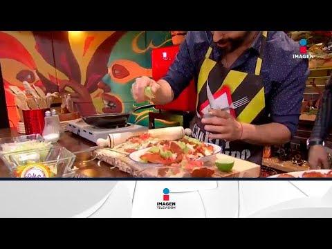 Cocina de solteros: costras de pollo con guacamole | Sale el Sol de YouTube · Duración:  5 minutos 57 segundos