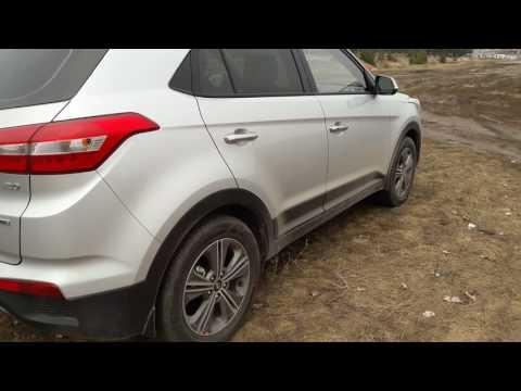 Hyundai Creta мой авто