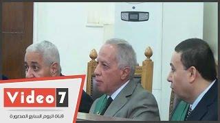 """تأجيل محاكمة المتهمين فى قضية """"تنظيم أجناد مصر"""" الإرهابى لـ 2 أغسطس"""