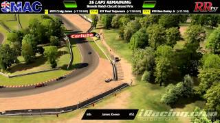 iRacing : Star Mazda Australian Championship Rd 7 Brands Hatch S32015