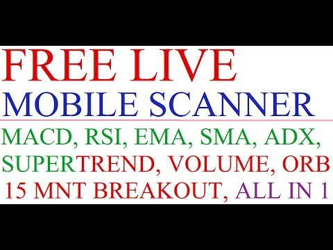 LIVE REAL TIME SCANNER WITH SOUND ALERT ( लाइव स्कैनर विथ अलर्ट )
