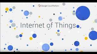 Google Cloud IoT Solutions