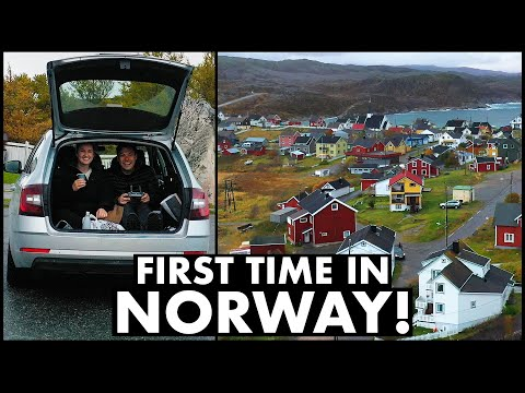 First Time in Norway