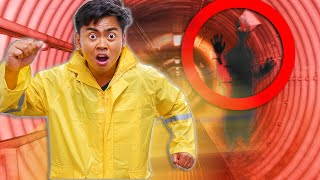 Escape The Abandoned DOOMSDAY BUNKER! Part 1