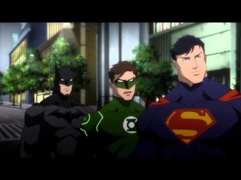 Justice League War: Darkseid
