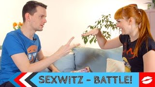 ✱SEX - WITZE (!!!) - DAS BATTLE ✱ Dr. Sommer TV: WER ist VERSAUT(ER)? ✗✘