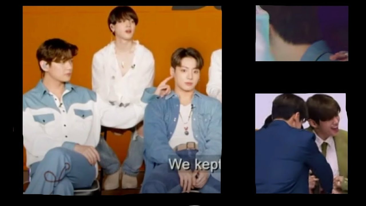 This is what matters about the livestream + Recent Taekook moments (Taekook update analysis)