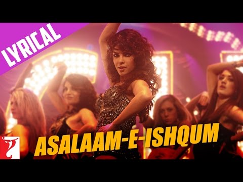 Lyrical: AsalaameIshqum Full Song with Lyrics  Gunday  Priyanka Chopra  Irshad Kamil