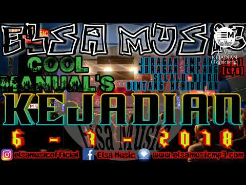 ELSA MUSIC LIVE KEJADIAN COOL MANUALS
