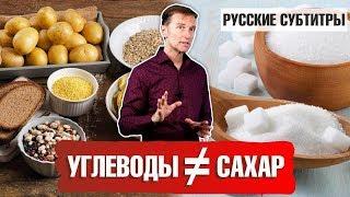 СКОЛЬКО УГЛЕВОДОВ И САХАРОВ можно на кето диете: как их считать (русские субтитры)