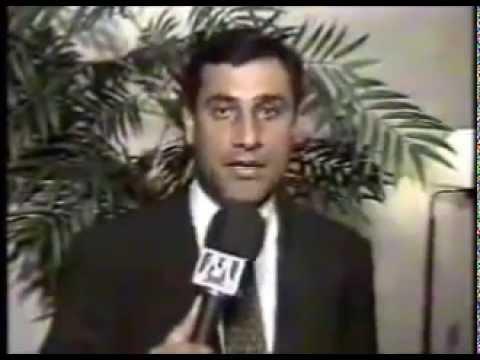 Assista à parte 3 do Jornal da Manchete de segunda-feira (07/10/1996)