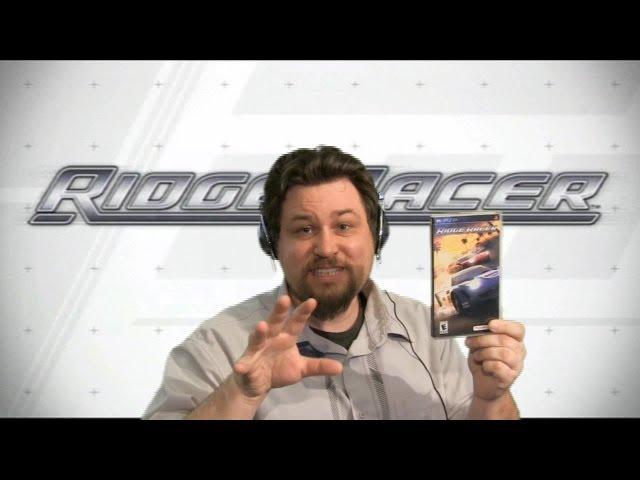 Ridge Racer (PSP) - Croooow Plays