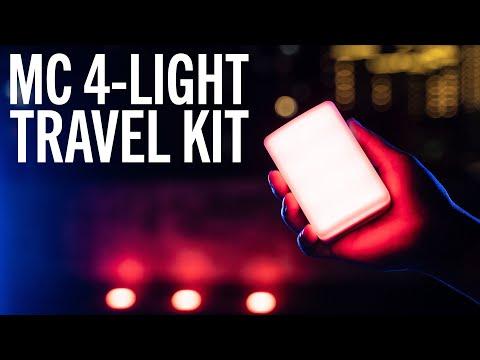 Introducing: MC 4-Light Travel Kit
