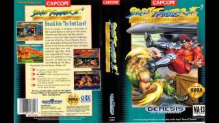 [SEGA Genesis Music] Street Fighter II: SCE - Full Original Soundtrack OST MP3