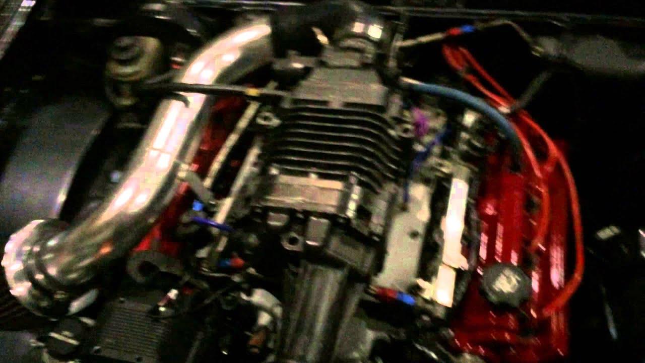 1UZ-FE M90 Supercharged Hilux Ute by matt mukang