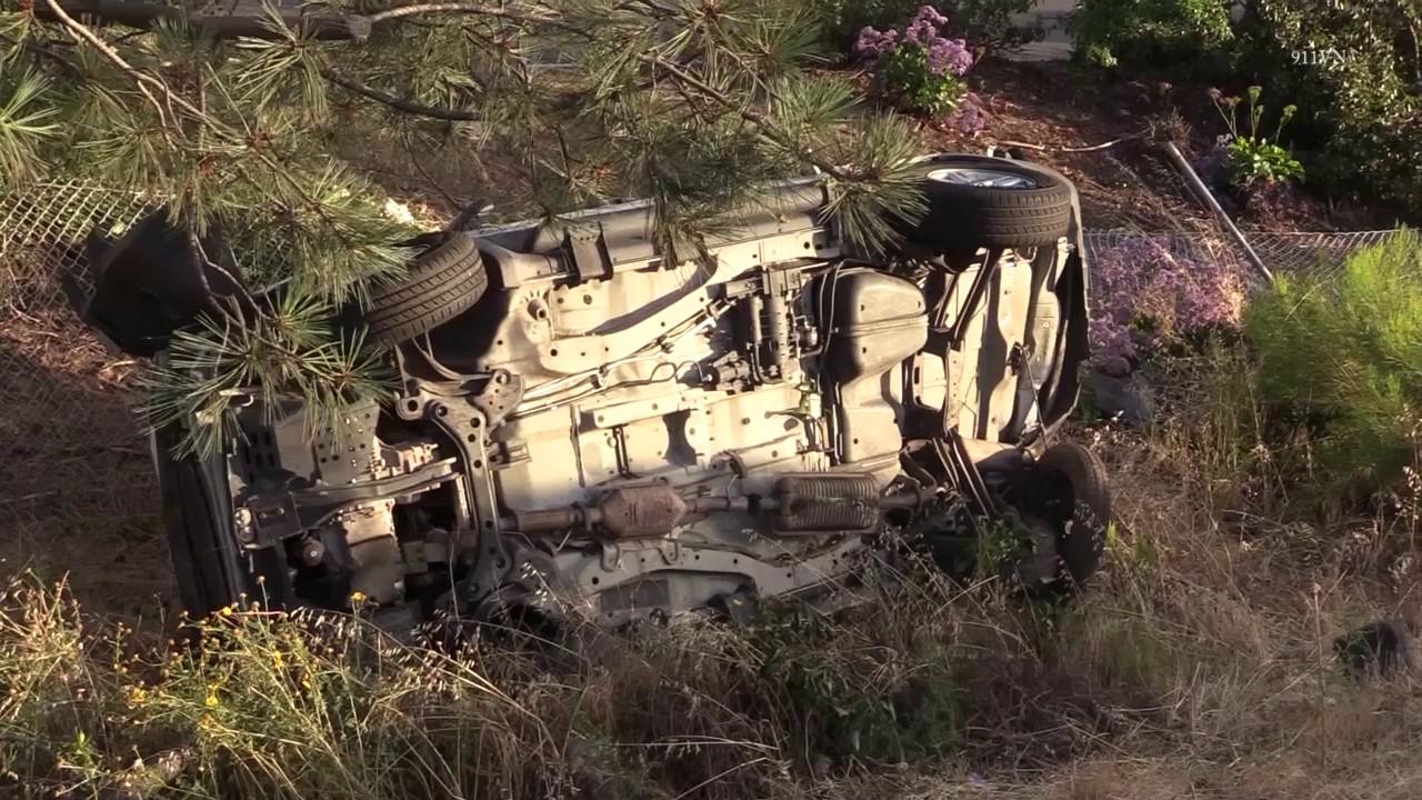 Chula Vista: Hwy 54 Fatal Crash 05132017