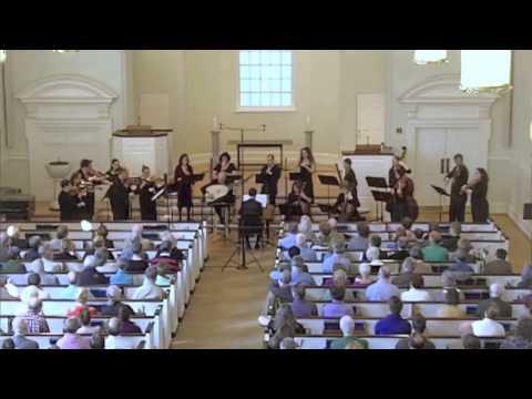 """Vivaldi: Concerto in G Minor """"for the Dresden orchestra,"""" RV 577, movement 1"""