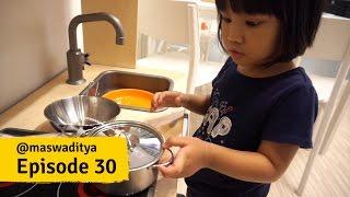 Video Review Mainan Masak - masakan IKEA! download MP3, 3GP, MP4, WEBM, AVI, FLV Juni 2018