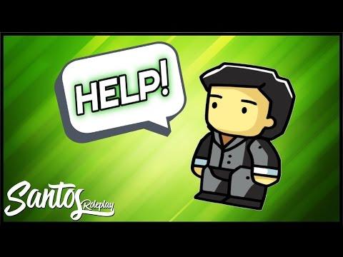 Saving Lawyer Finely (Garry's Mod | Santos RP)