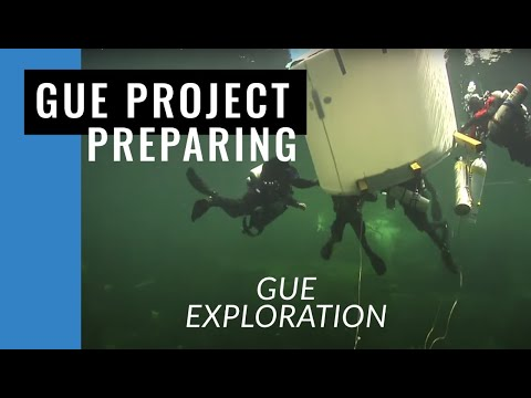 GUE: Prepare - Global Underwater Explorers