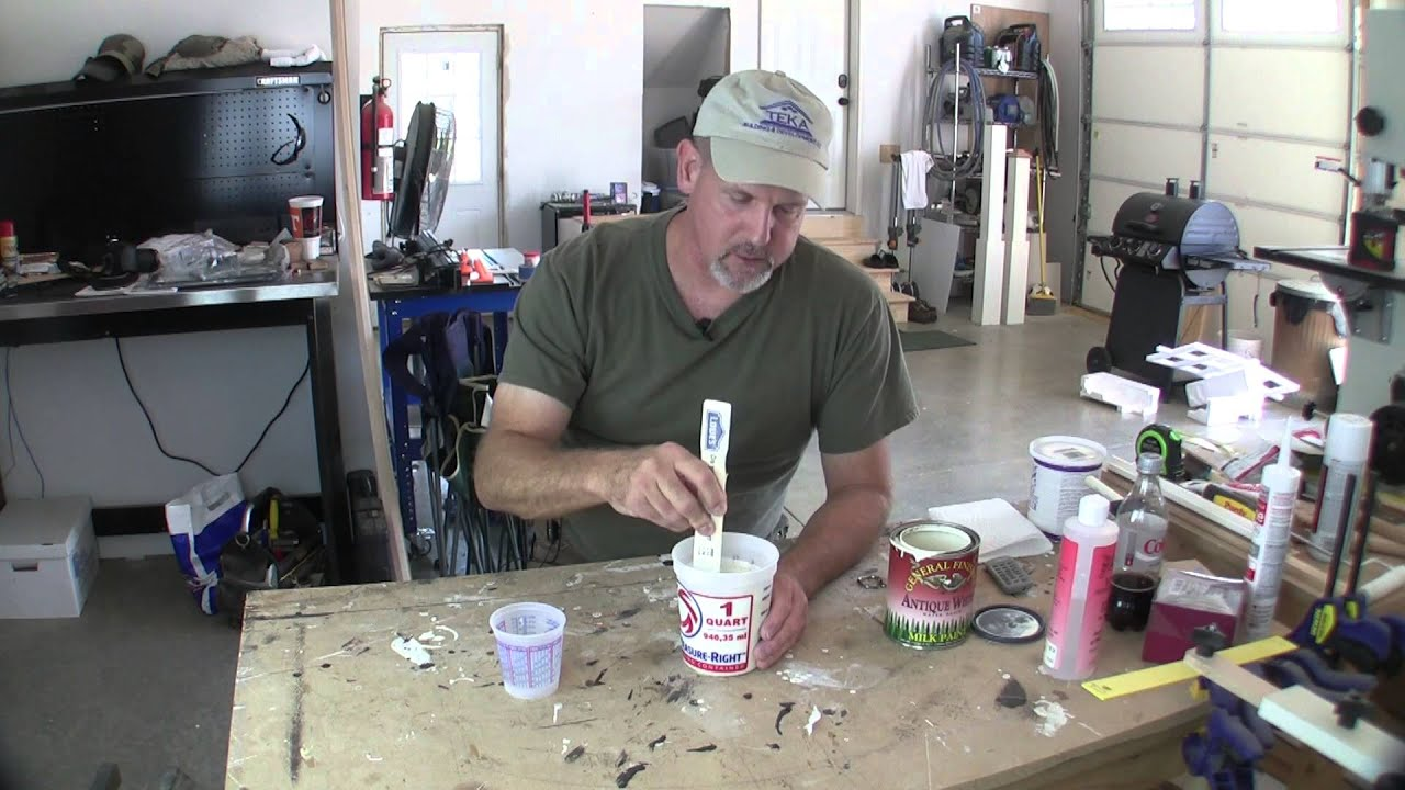Mixing Paint For Hvlp Sprayers Youtube