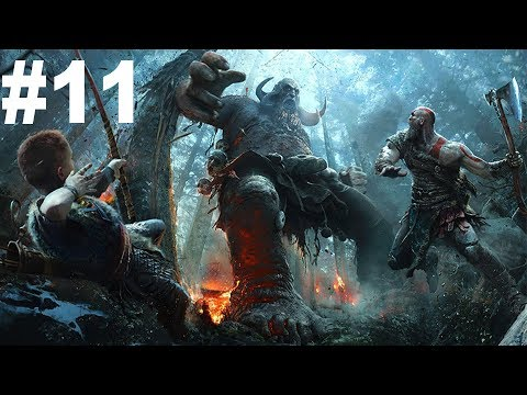 GOING BACK TO OUR WORLD - Let's Blindly play God of War Part 11