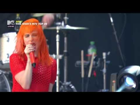 Paramore   MTV World Stage 2013