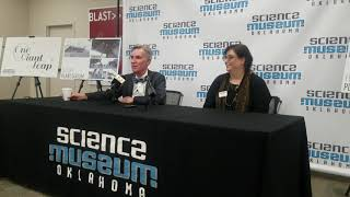 Bill Nye, Science Museum Oklahoma launch planetarium campaign