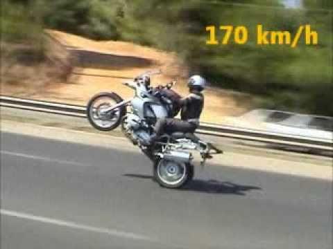Σουζα με BMW R 1200 GS ★★★★★
