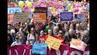 Ireland prepares to vote in historic abortion referendum