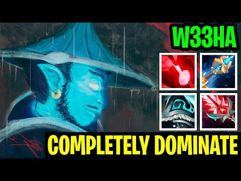 Completely Dominate!! - W33HA Storm Spirit - Dota 2 thumbnail