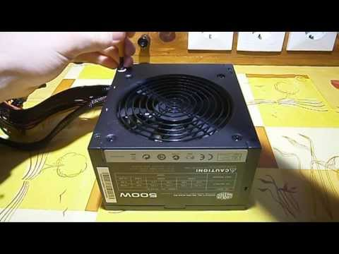 How to fix/replace noisy power supply fan