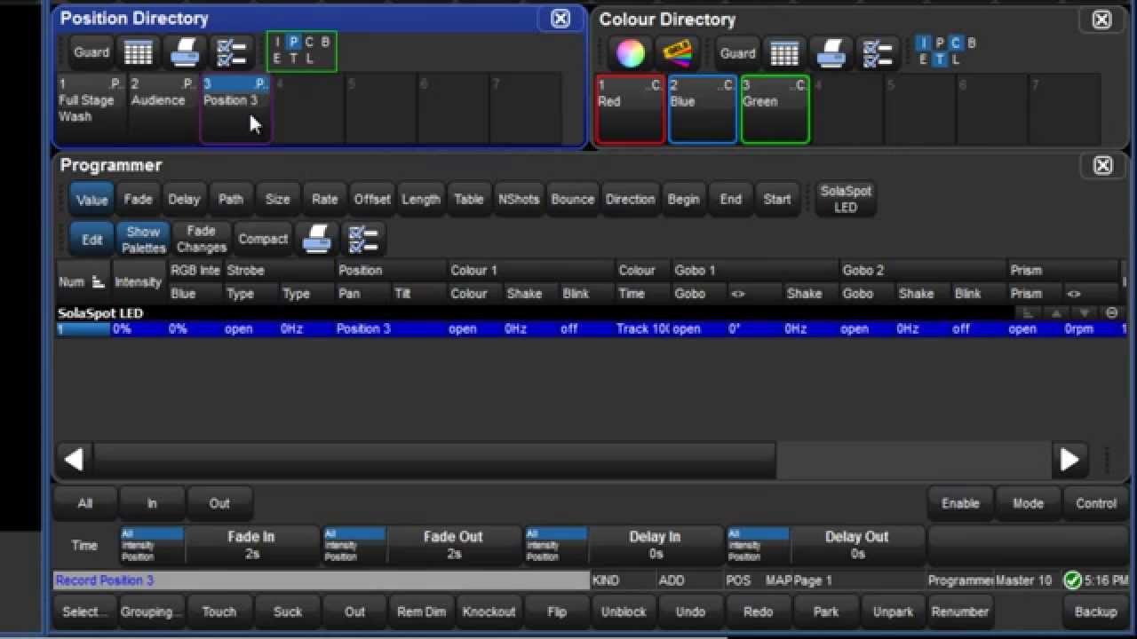 HOG 4 Tutorial 18 - Masking Schemes - YouTube