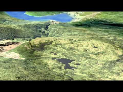 Avanti Mining, Kitsault Project Animation: From Construction to Reclamation