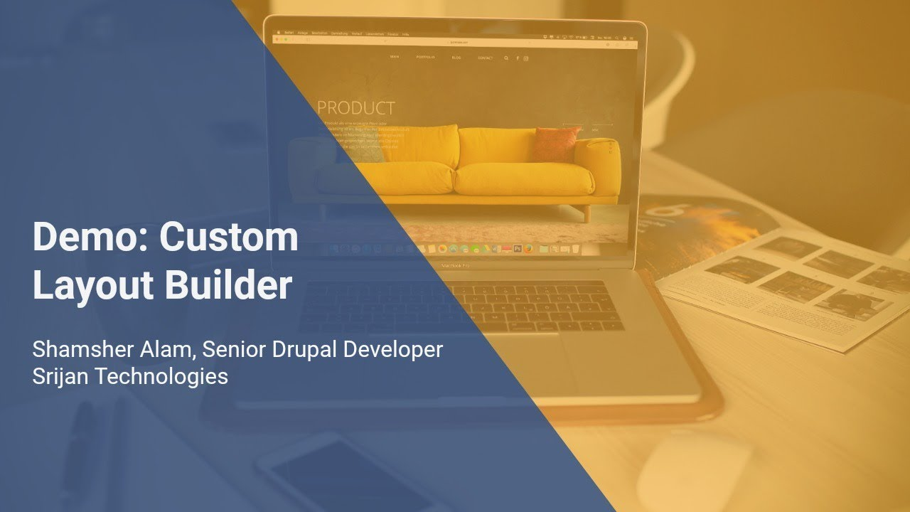 Drag-&-Drop Custom Layout Builder